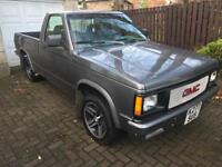 GMC Sonoma 2.8 v6 pick up truck.. 5 speed factory manual