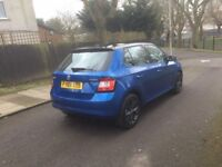 2016 (66) SKODA FABIA COLOUR EDITION TSI 5DR 1.2 PETROL **LOVELY LOOKING CAR + JUST LIKE NEW**