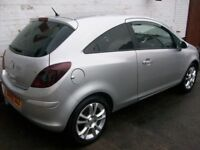 ONLY 50,000 MILES VAUXHALL CORSA 1.2 SXI FULL DEALER SERVICE HISTORY