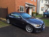 BMW E92 330d M Sport for sale