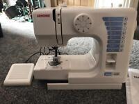 Janome 140M sewing machine