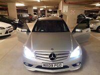 Mercedes-Benz C-class 2.1 C220 cdi sport 4 dr