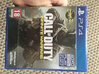 Call Of Duty - Infinate Warfare (Brand New)