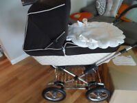 SILVER CROSS SLEEP OVER 3/1 PRAM