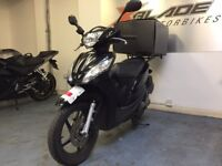 Honda NSC 110 Vision Automatic Scooter, Delivery Box, Alarm, Good Condition, ** Finance Available **