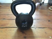 UK Gym Kettelbell 16KG great Condition
