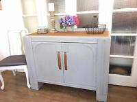 ART DECO VINTAGE SIDEBOARD FREE DELIVERY LDN🇬🇧SHABBY CHIC