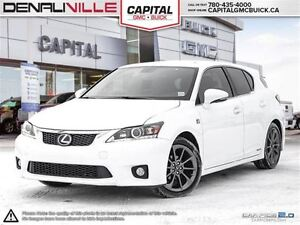 2013 Lexus CT 200h Heated Leather Seats*Sunroof* 63mpg