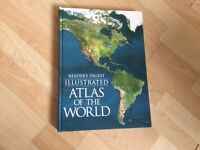 Readers digest illustrated atlas of the world