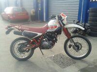 Yamaha xt 350 1988
