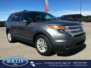 2014 Ford Explorer XLT, Leather, Duel Moonroof