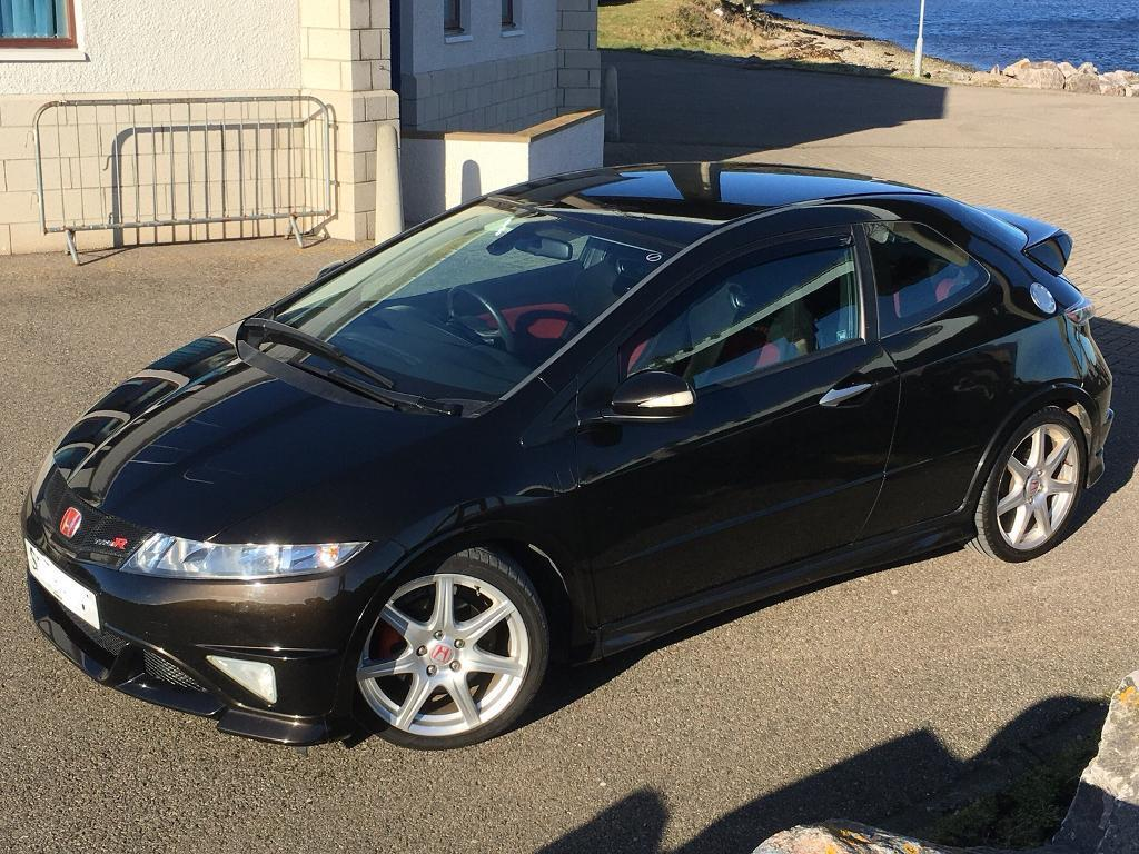 honda civic type r gt fn2 sat nav and bluetooth phone in inverness highland gumtree. Black Bedroom Furniture Sets. Home Design Ideas