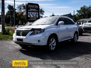2012 Lexus RX 350 AWD LEATHER ROOF NAVI HEAT&VENT SEATS