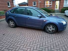 AUTOMATIC FORD FOCUS GHIA**2005** *FULL SERVICE HISTORY *