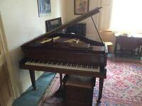 Baby grand piano for sale due to house move