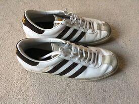 Adidas Beckenbauer size 9 trainers