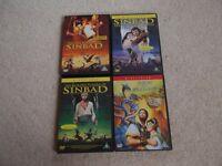 Sinbad DVDs £8 for set