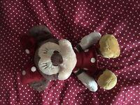Minnie Mouse soft teddy