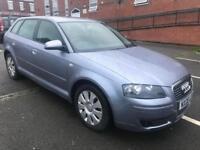 2008 AUDI A3 1.6 PETROL AUTOMATIC 24k PX CONSIDERED
