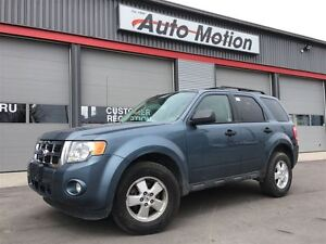 2011 Ford Escape XLT V6 4WD 142K