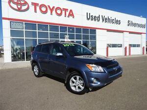 2012 Toyota RAV4 - ONE OWNER - SASK TAXES PAID!!!