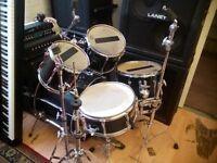 Yamaha Drum kit.