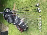 John Daly Hippo Golf Clubs