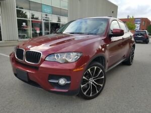 2011 BMW X6 xDrive35i NAVI FULLY LOADED