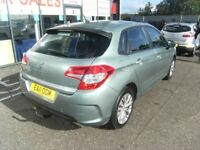 2011 11 CITROEN C4 1.6 VTR HDI 5D 91 BHP **** GUARANTEED FINANCE **** PART EX WELCOME ****