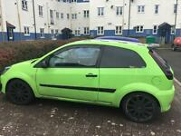 Ford Fiesta zetec s limited edition sale or swap