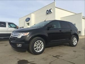 2010 Ford Edge Low Km SEL AWD with Power Roof and Liftgate!