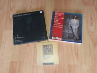 3 x eric Clapton journeyman box set / promo