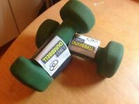 1.5kg weights brand new