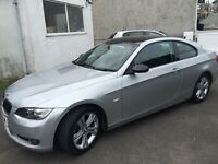 BMW 320i 3 series coupe 2.0ltr. LOW MILES!!