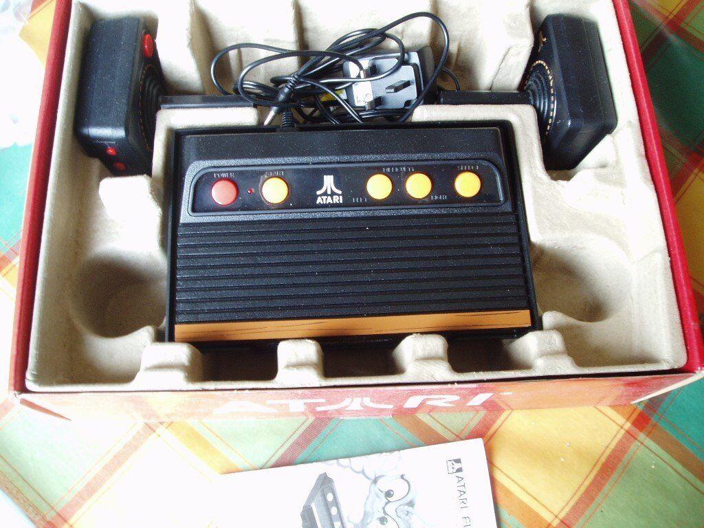 Atari Flaashback 6 100 games