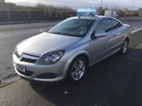 Vauxhall Astra 1.8 i Sport Twin Top 2dr,2007 (57 reg), Convertible only 39000 miles