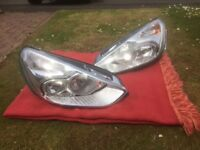 Ford S - Max Continenal Headlight