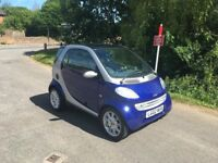 Smart Four-two Passion - Outstanding condition - New MOT - Complete service history - A/C & sunroof