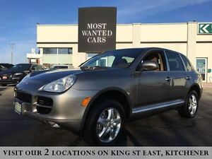 2006 Porsche Cayenne S 4.5L V8 AWD | BEIGE LEATHER | ROOF