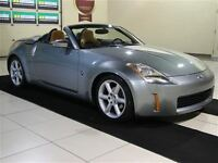 2004 Nissan 350Z CONVERTIBLE A/C CUIR MAGS