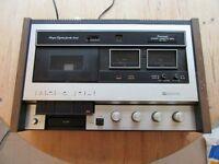 Sansui Stereo Cassette Deck SC-737