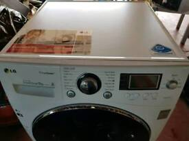 LG F1479FDS 9kg Steam Direct Drive Washing Machine as New RRP£659