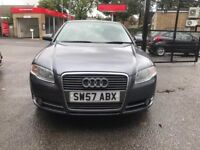 57 plate - audi A4 TDI 140 bhp - Automatic - full service history - 2 former keepers - year moT