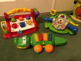 3 x toys for sale
