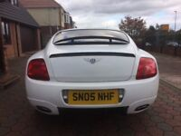Bentley gt continental- may px