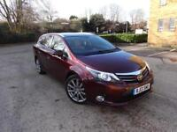 Toyota Avensis D-Cat Excel[Safety Pack] (red) 2013