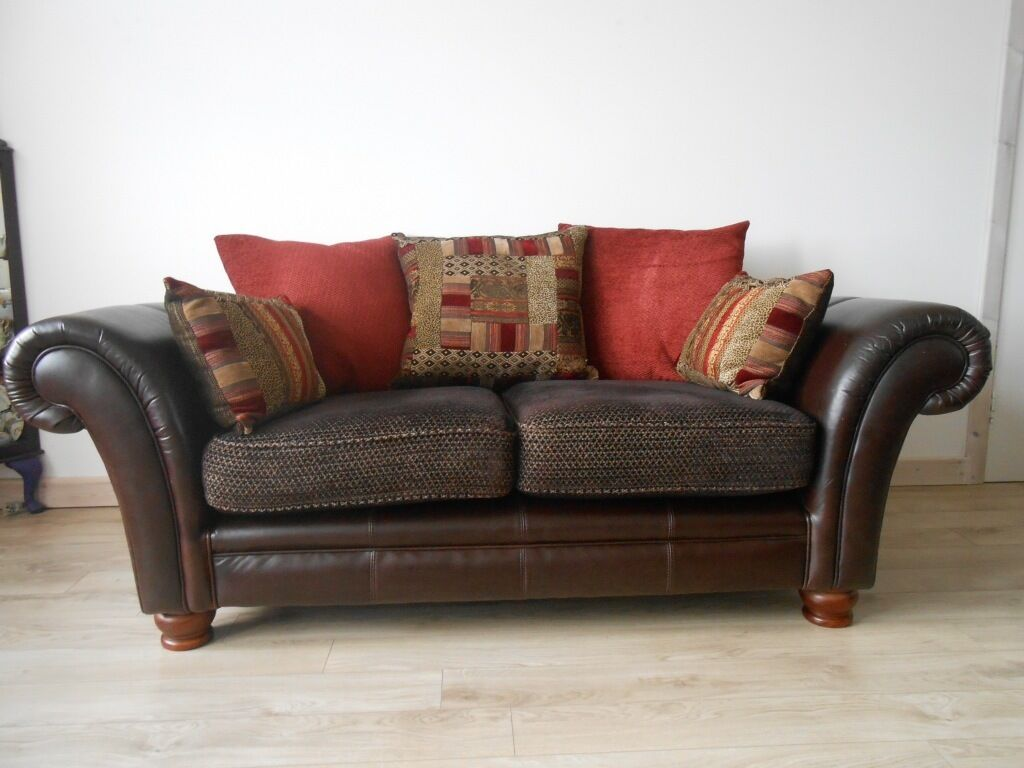 Dfs 3 seater pillow back sofa buy sale and trade ads for Perez 4 seater pillow back sectional sofa