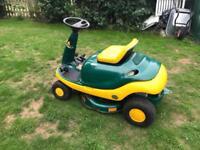 Ride on mower MTD Yardman Beetle