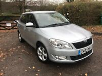63 PLATE SKODA FABIA 1.2 SE SILVER 744 MILES ONLY EXCELLENT CONDITION