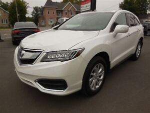 2016 Acura RDX Certifiée,Technology Package,Nav.